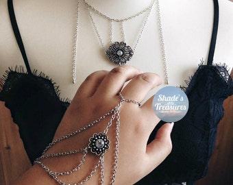 Adonis Necklace & Handpiece