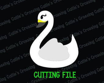 Swan Svg Cutting File, Swan Svg, Swan Cutting Files, Water Fowl Svgs, Water Fowl Cutting Files, Swan Svgs, Swan Cutting Files, Swan Designs