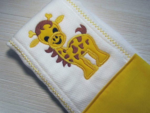 Giraffe applique design giraffe embroidery designs etsy