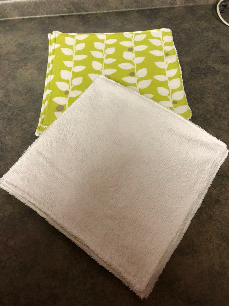 Unpaper towel wipes