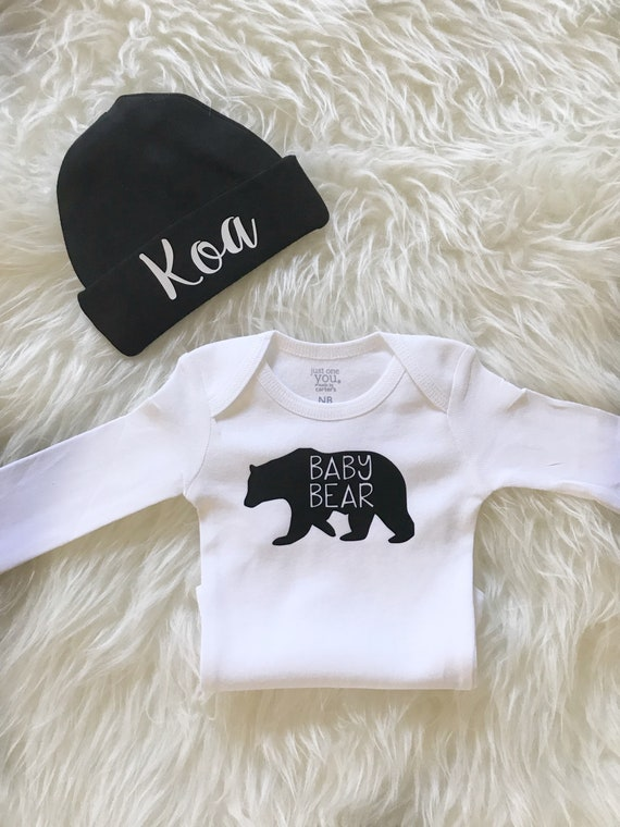 f595d2b28 newborn boy outfit baby boy coming home outfit personalized