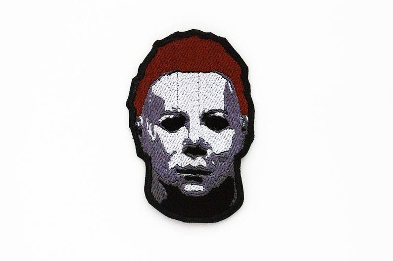 f5c53aea9f43 Michael Myers Patch Michael Myers Mask Horror Movie Patch