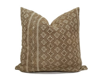 Chinese textile pillows