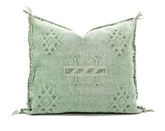 Cactus silk sabra pillow cover