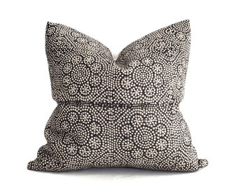 Designer fabric pillows