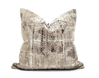 """24"""" Turkish rug pillow cover"""