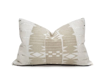 "13.5""×20"" Aso oke pillow cover cover"