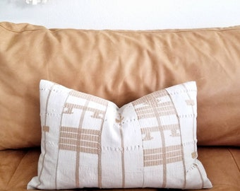 "12""x18"" Aso oke pillow cover"