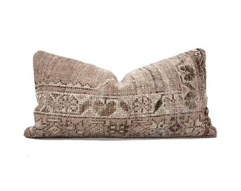 """12""""×24"""" Turkish rug pillow cover"""