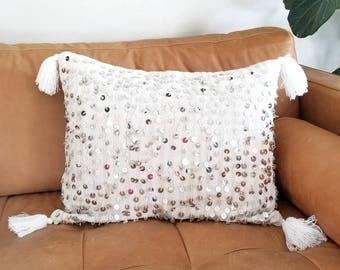 "18""×22"" DISCOUNTED handira wedding blanket pillow cover"