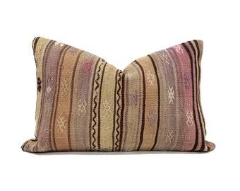 "16""x24"" Kilim pillow cover"
