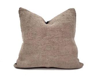 """20"""" Turkish rug pillow cover"""