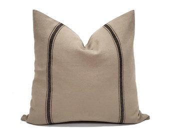 Grainsack pillows