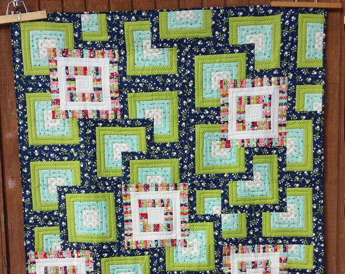 Moving Boxes pdf quilt pattern