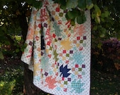 Fruition a scrap quilt pdf pattern