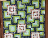 Moving Boxes, easy quilt pattern