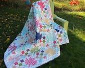 Fruition scrap quilt pattern