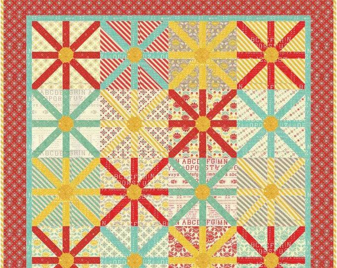 Sunshine pdf quilt pattern