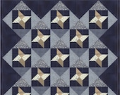 Night Sky pdf quilt pattern