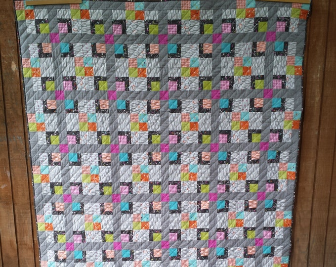 Bandbox multiple size quilt pattern