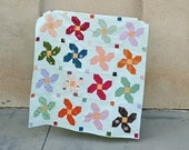 Posy Parade beginner quilt pattern