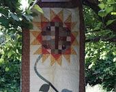 Indian Summer quilt pattern