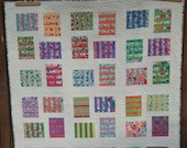 Raised Beds layer cake quilt pattern