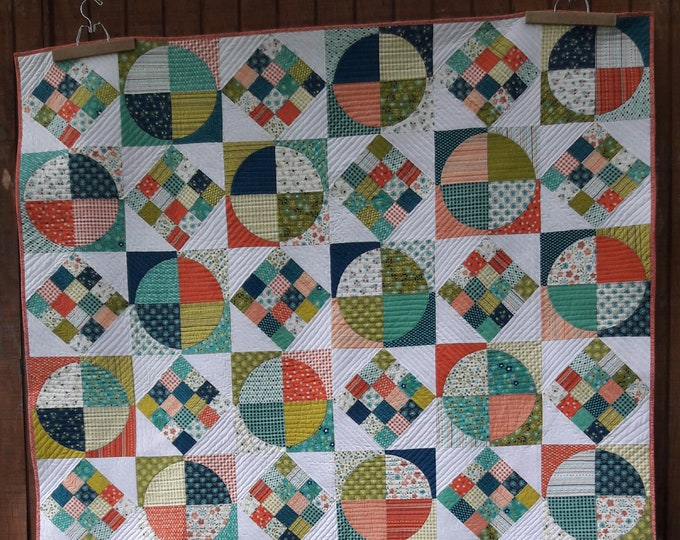 Just Desserts a fat quarter quilt pattern