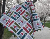 Picnic in the Park quilt pattern