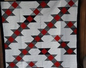 Anvil modern quilt pattern
