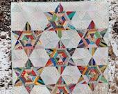 Seven Sisters pdf quilt pattern