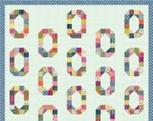 Float Party~layer cake pdf quilt pattern