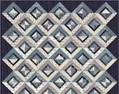 Portals a man quilt pattern