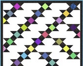 Anvil modern quilt pdf pattern