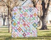 Home Run Scrap Quilt pattern