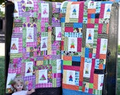 Snips & Snails/Sugar and Spice quilt pattern