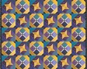 Celestial pdf quilt pattern