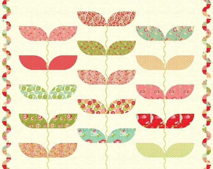 Divine, a pdf quilt pattern