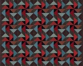 Night Winds a man quilt pattern