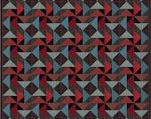 Night Winds a man quilt pattern
