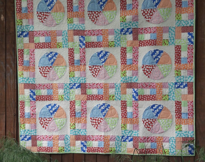 Cherry Pie quilt pattern