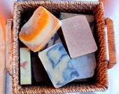 Set of 3 All Natural Soap