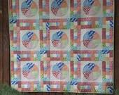 Cherry Pie pdf quilt pattern