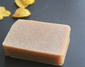 Oatmeal Honey Homemade Soap