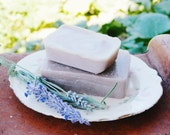 Lavender Sage all natural soap