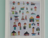 Downloadable print for your home ~It Takes a Village