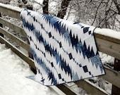 Rhythm & Blues masculine quilt pattern
