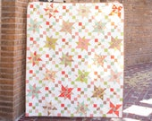 Twisted Star quilt pattern