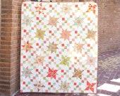 Twisted Star pdf quilt pattern