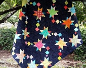Shooting Stars quilt pattern